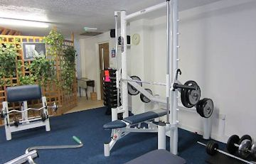 Free Weights Heavy Weights Gym